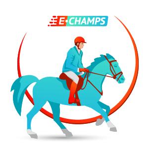 Конный спорт,  Equestrian sport, e-Champs
